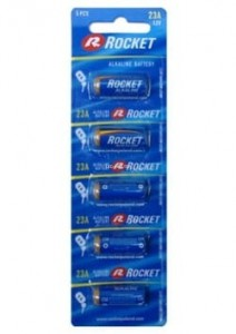 Bateria ROCKET LR23A 5BP (10) 1645